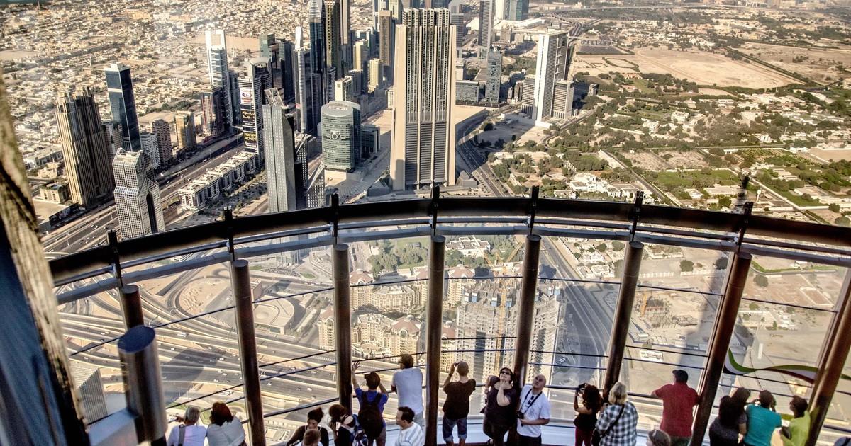 Burj Khalifa ekskursija