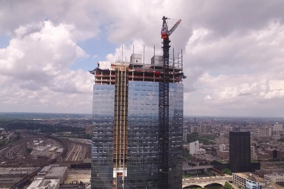 Kaip pastatyti dangoraižį